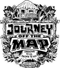 2015 Journey Vbs Clip Art Off The Map