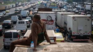 Brazilian President Sends In Troops To Remove Blockages As Truck ... Truck Strike Striking Truckers Cause Traffic Jam Editorial Stock Truck Drivers Strike Exposes Brazils Logistics Vulnerability Port Truck Launch Definite At Ports Of Los Angeles Truckers Four Shipping Companies Southern California The Regis Bittencourt Road In Sao Paulo Sainsburys Again General Se23 Forum Forest Hill Goods Lorry Latest And Breaking News On To Shut Down America Plans 3day National Trucking Strike Ipdent Drivers Are Ready To Likely Ground Secondquarter Brazil Growth Near Star Weekly Another Strikes Notorious Napier Street Bridge