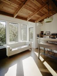 100 Tree House Studio Wood Photo 13 Of 22 In A Like Midcentury Home Peeks Above The