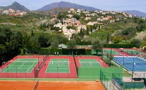 Curtain Bluff Antigua Tennis by Exotic Tennis Clubs Mountain Fuji Exotic Tennis Clubs