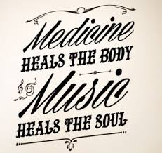 AGATAR On Twitter MEDICINE Heals The Body And MUSIC