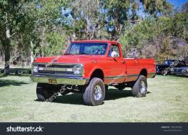 100 68 Chevy Truck Parts SILVERADOCALIFORNIA SEPT 18 2018 Classic Stock Photo Edit Now