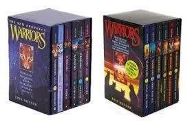Warriors Novel Series