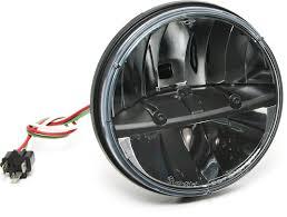 100 Truck Lite 55002 7 Round LED Headlight By Rigid Industries Quadratec