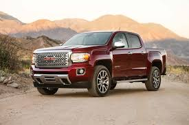 2017 GMC Canyon Denali First Test: Small Truck, Fancy Package – Move ... Choose Your 2018 Canyon Small Pickup Truck Gmc 2019 Sierra First Drive Review Gms New In Expensive Denali Review 2017 Is With Big Luxury Preview Dad Every Father Could Use A Uerstanding Cab And Bed Sizes Eagle Ridge Gm 2016 Elevation Edition An Apopriate For Commercial Success Blog Wins Carscom Midsize Chevrolet Ck Wikipedia 2015 Sle 4x4 V6 Fullsize Experience Midsize
