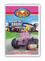 100 Monster Truck Adventures Making The Grade