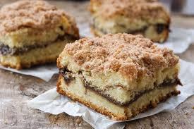 Cinnamon Streusel Coffeecake Recipe