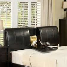 Black Leather Headboard King by Cal King Leather Headboard Foter