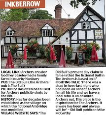 The battle of Ambridge War of words breaks out as rival villages