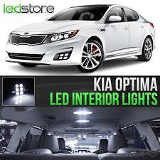 100 Led Interior Lights For Trucks White LED Kit Package Bulbs 20112018 Kia Optima
