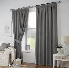 Thermal Lined Curtains Australia by Curtina Leighton Lined Woven Tape Top Curtains Ready Made Pencil