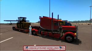 American Truck Simulator #568 Moving Equipment : MHApro Map 1.29 ... Goldhofer Semitrailer For American Truck Simulator Kenworth T660 V15 Heavy Tractor Trailer Weathering Equipment Tool Machinery Stock Photos Carrier Touts Dump Trailer Ranger Design Van By Youtube Home Facebook Cargo Pack Pc Game Key Keenshop Mack New Ats Mods Us Army Pete 389 Digger Tijuana