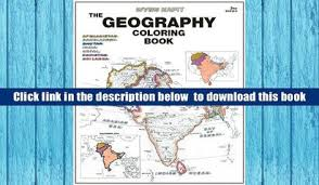 Download PDF Geography Coloring Book 3rd Edition Wynn Kapit For Ipad