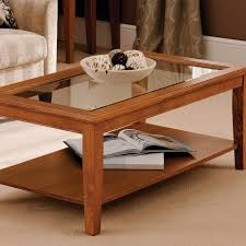 100 wood and glass coffee table designs oval glass coffee