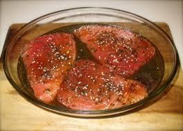 marinade pour thon frais recettes du québec