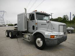 100 Truck Sleeper Cab 1994 International International Ta Semi Tractor
