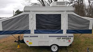 Jayco Sport Pop Up Rental Exterior