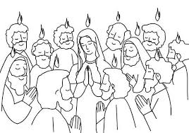 Online For Kid Holy Spirit Coloring Page 58 Your Line Drawings With
