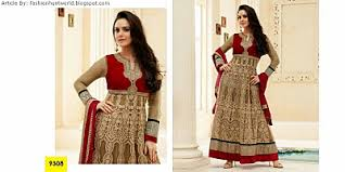 If We Discuss About Most Fashionable And Trendy Clothing Styles Of Women Then Never ForgetLatest Churidar Design Eid Dresses For Teen Girls