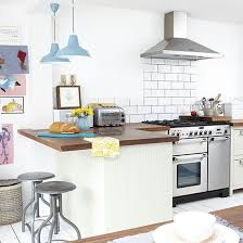 Boost A White Kitchen With Colourful Shabby Chic Accessories