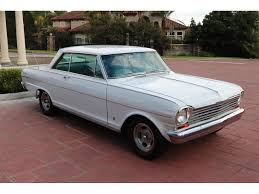 100 1963 Chevy Truck For Sale Chevrolet II Nova SS For ClassicCarscom CC1142150