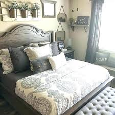 Rustic Decor Bedroom Style