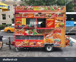 100 Food Truck License Nyc S Vendors New York City Stock Photo Edit Now 1196949532