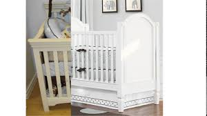 Bratt Decor Crib Skirt by Nursery Sweet Baby Sleep Ideas With Bratt Decor Venetian Crib