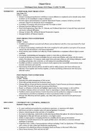 Production Manager Resume Examples Elegant Post Production ... Product Manager Resume Example And Guide For 20 Best Livecareer Bakery Production Sample Cv English Mplate Writing A Resume Raptorredminico Traffic And Lovely Food Inventory Control Manager Sample Of 12 Top 8 Production Samples 20 Biznesasistentcom
