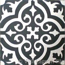 Patterned Concrete Tiles Surprising Encaustic Patchwork Cement For