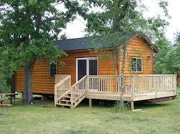 Namekagon Park Model Cabins
