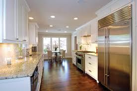 Open Kitchen Galley Remodel Floor Plans Ideas