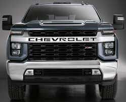 100 Truck Grills Face It This Is The 2020 Chevrolet Silverado HD The Truth