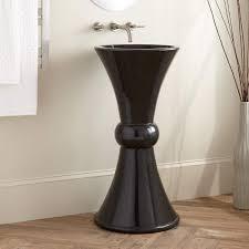 Kohler Tresham Pedestal Sink Specs by Black Pedestal Sink Carpetcleaningvirginia Com