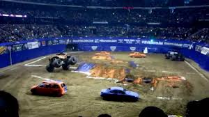 100 Monster Trucks Nashville Jam 2015 TN YouTube