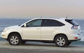 Lexus RX 330 Review Research New & Used Lexus RX 330 Models