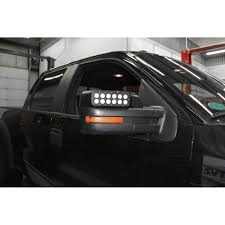 Oracle Lighting Off-Road LED Side Mirror Cap Pair F-150 2009-2014 ... Dodge Truck Accsories 2016 2015 2013 Ford F150 Motor Trend 42008 46l 54l Performance Parts Download 2014 Stx Supercrew Oummacitycom Truck Accsories Catalog Free Rc Adventures Make A Full Scale 4x4 Look Like An Svt Raptor Aftermarket 4wd Reg Cab Lifted Youtube Bron Bed Ford