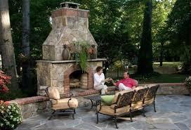 How to build an outdoor brick fireplace Quora
