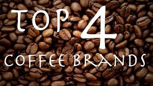 Top 4 Favorite Coffee Brands