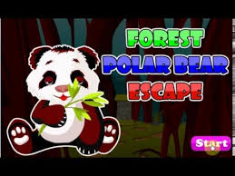 Halloween Street Escape Walkthrough by Forest Polar Bear Escape Walkthrough Ajaz Escape Games