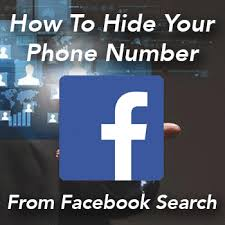How To Hide Your Phone Number From Search