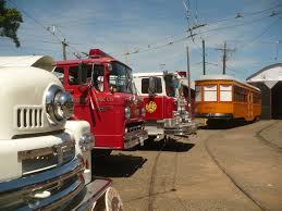 100 Fire Truck Museum Show The Shore Line Trolley Operated By The