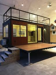100 Container Homes Pictures ESCAPE Debuts First Shipping Home Builder
