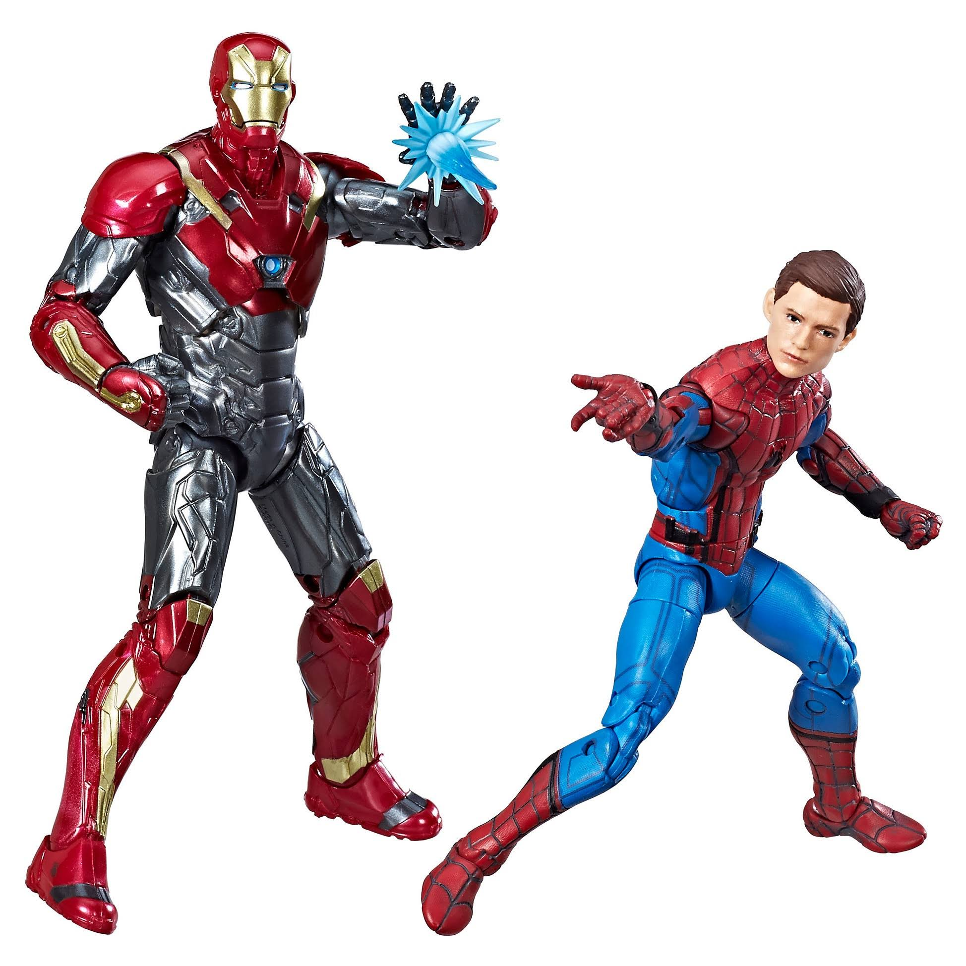 Marvel Legends Spider-man: Homecoming Action Figures - 2pk
