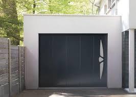 porte de garage sectionnelle avec porte de service pvc brico depot