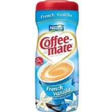 Nestle Coffee Mate French Vanilla Powder Creamer