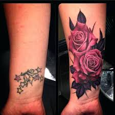 Unique Tattoo Cover Ups On Hand Up Ideas Lower Back Best