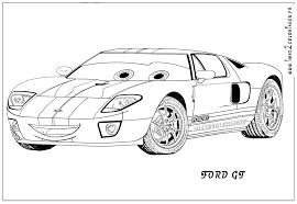 Coloriage De Cars A Imprimer Gratuitement Coloriage Automobile Les