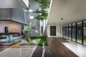 100 Modern Houses Interior 12 With Courtyards Architecturian