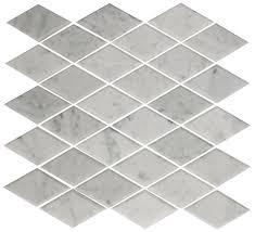 susanjablon offset random sized beveled carrara marble